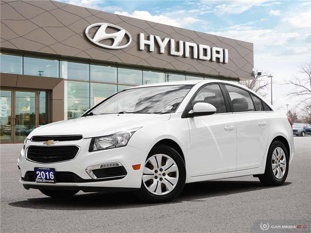 2016 Chevrolet Cruze Limited 1LT (Stk: 94953) in London - Image 1 of 27