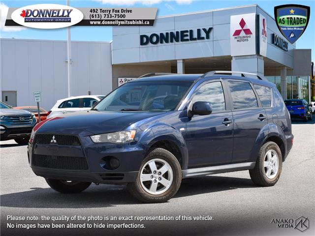 2012 Mitsubishi Outlander ES (Stk: MT134DTA) in Ottawa - Image 1 of 25