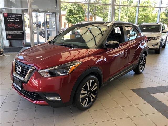 2020 Nissan Kicks SR (Stk: 20068) in Sarnia - Image 1 of 5