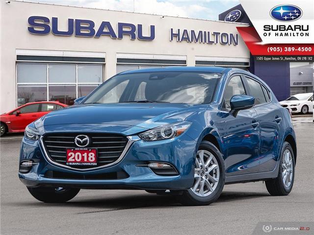 2018 Mazda Mazda3 Sport GS (Stk: S8359A) in Hamilton - Image 1 of 27