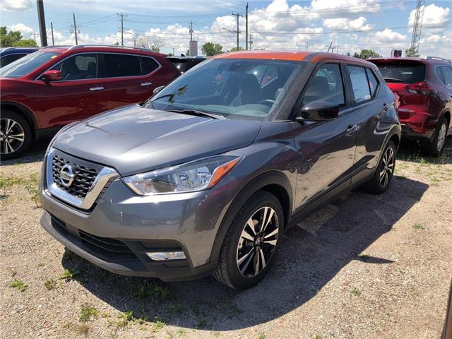 2020 Nissan Kicks SV (Stk: 20175) in Sarnia - Image 1 of 5