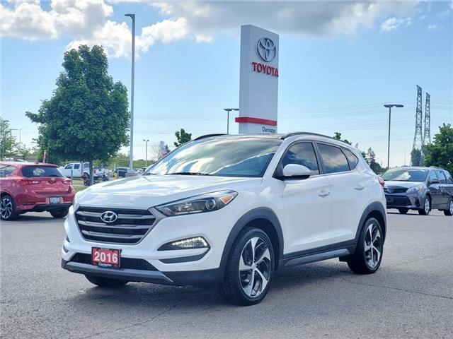 2016 Hyundai Tucson  (Stk: P2474C) in Bowmanville - Image 1 of 11
