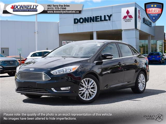 2018 Ford Focus Titanium (Stk: MU1025) in Kanata - Image 1 of 30