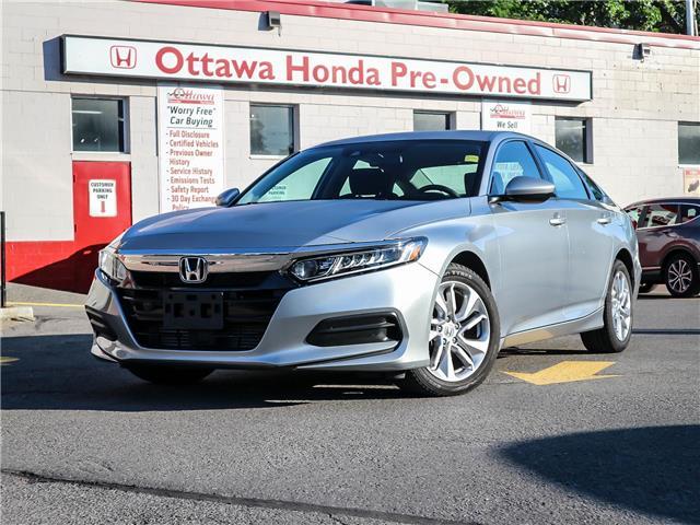2018 Honda Accord LX (Stk: 333721) in Ottawa - Image 1 of 27