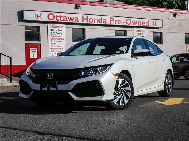 2017 Honda Civic LX (Stk: H83840) in Ottawa - Image 1 of 27