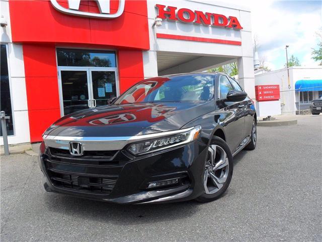 2020 Honda Accord EX-L 1.5T (Stk: 10830) in Brockville - Image 1 of 28