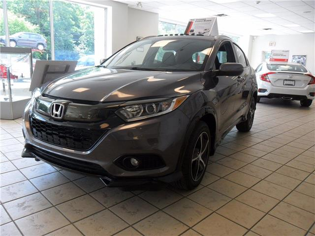 2020 Honda HR-V Sport (Stk: 10883) in Brockville - Image 1 of 25