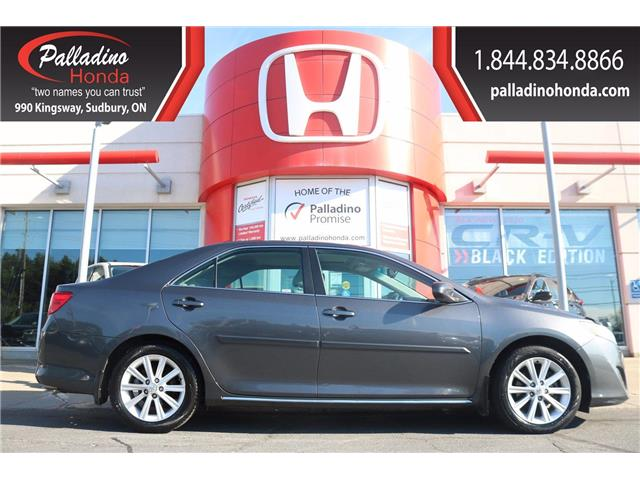 2014 Toyota Camry  (Stk: 21069A) in Greater Sudbury - Image 1 of 45