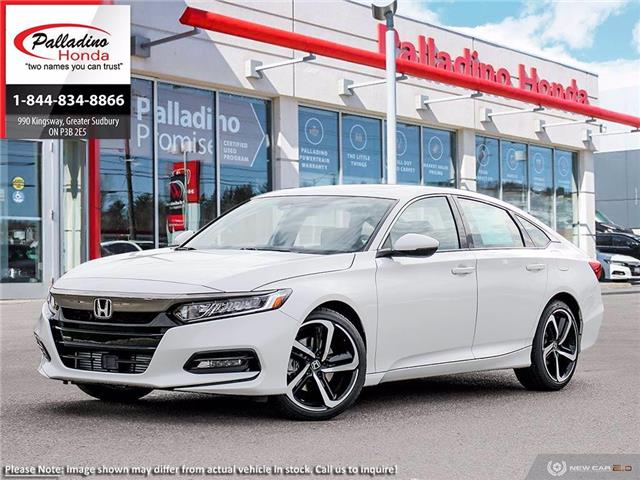 2020 Honda Accord Sport 1.5T (Stk: 22627) in Greater Sudbury - Image 1 of 22