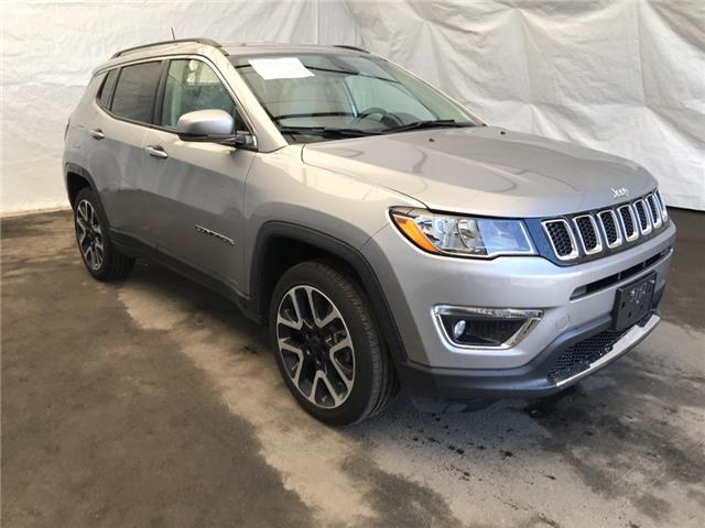 2019 Jeep Compass Limited (Stk: U1841) in Thunder Bay - Image 1 of 18