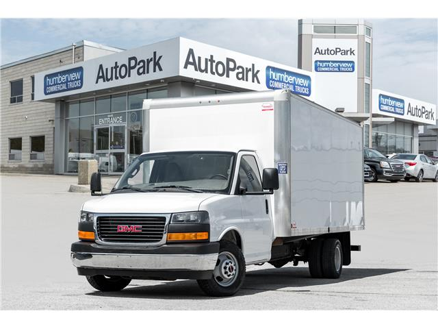 2017 GMC Savana Cutaway 3500 1WT (Stk: CTDR3887 ) in Mississauga - Image 1 of 16