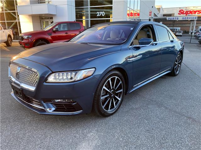 2018 Lincoln Continental Reserve 1LN6L9NC0J5603264 206764A in Vancouver