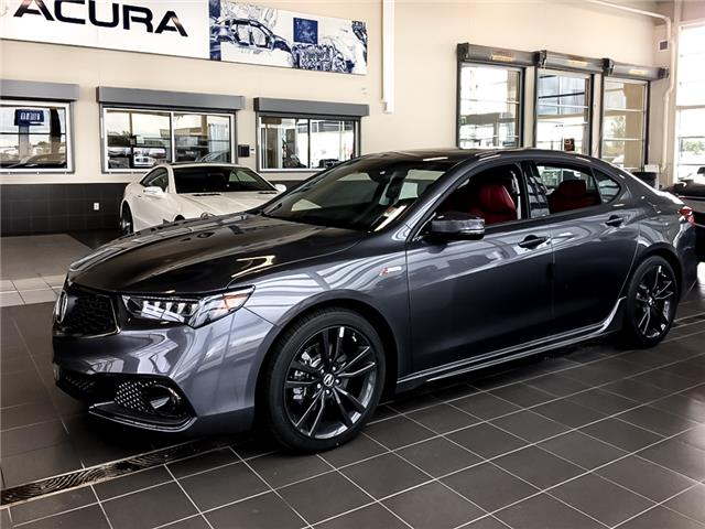 2020 Acura TLX Tech A-Spec w/Red Leather (Stk: 50124) in Saskatoon - Image 1 of 18