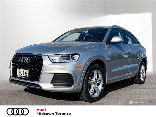 2016 Audi Q3 2.0T Progressiv (Stk: P7999) in Toronto - Image 1 of 25