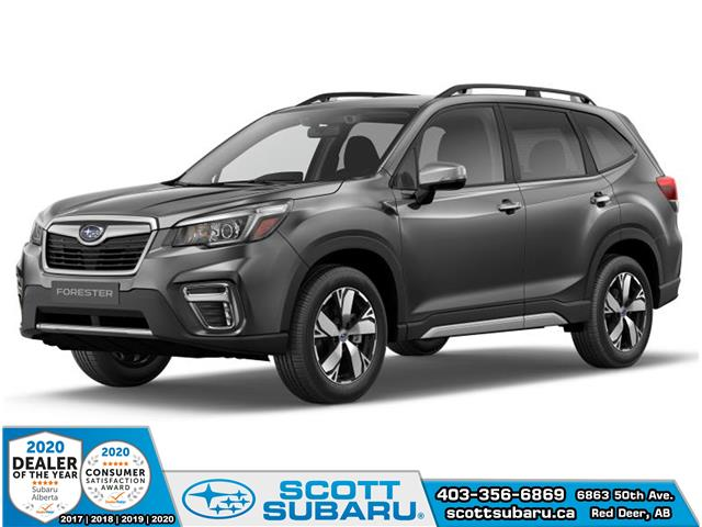 2020 Subaru Forester Premier (Stk: 546878) in Red Deer - Image 1 of 10