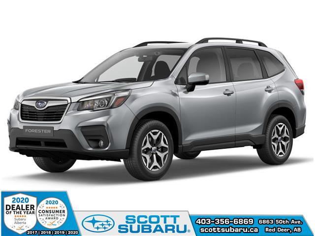 2020 Subaru Forester Touring (Stk: 547505) in Red Deer - Image 1 of 10