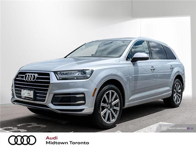 2018 Audi Q7 3.0T Technik (Stk: P7992) in Toronto - Image 1 of 25