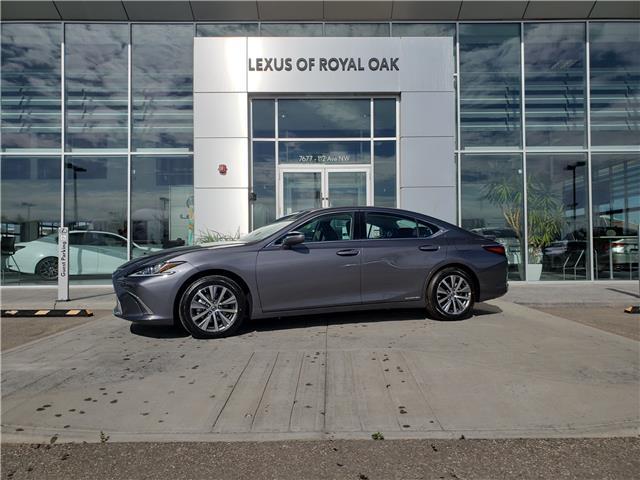 2020 Lexus ES 300h Premium (Stk: L20221) in Calgary - Image 1 of 10