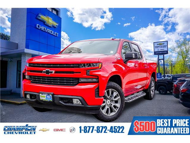 2020 Chevrolet Silverado 1500 RST (Stk: 20-24) in Trail - Image 1 of 30