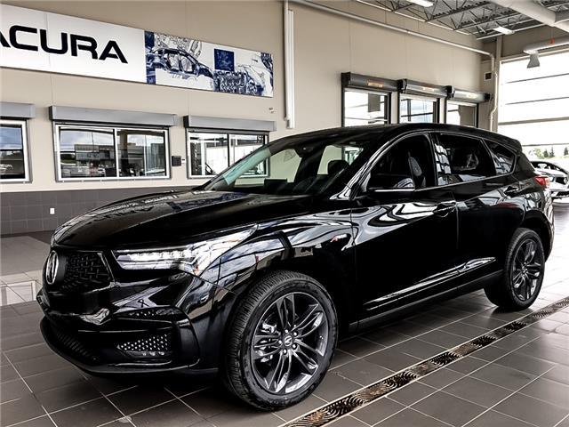 2020 Acura RDX A-Spec (Stk: 50132) in Saskatoon - Image 1 of 21
