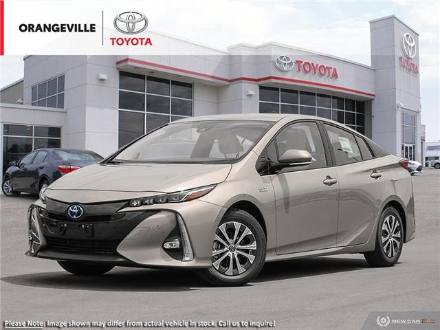 2020 Toyota Prius Prime Upgrade (Stk: H20472) in Orangeville - Image 1 of 22
