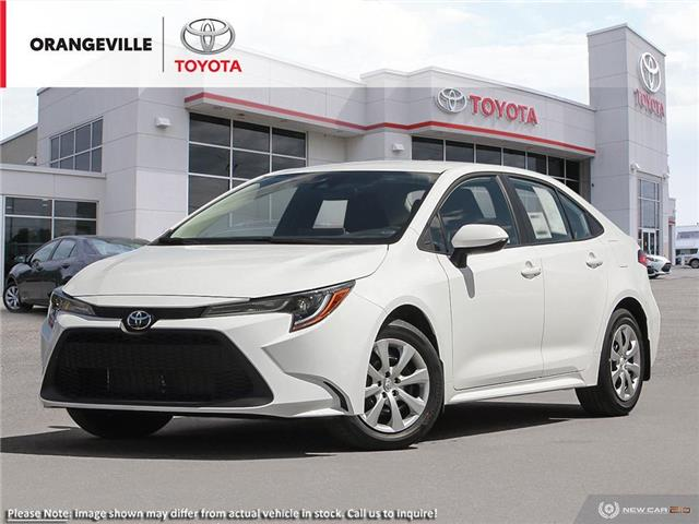 2020 Toyota Corolla LE (Stk: H20374) in Orangeville - Image 1 of 23