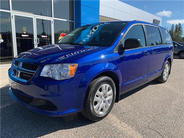 2019 Dodge Grand Caravan CVP/SXT (Stk: T19265A) in Sundridge - Image 1 of 11
