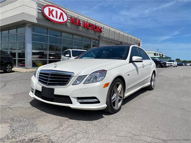 2012 Mercedes-Benz E-Class Base (Stk: 4024A) in Gloucester - Image 1 of 10