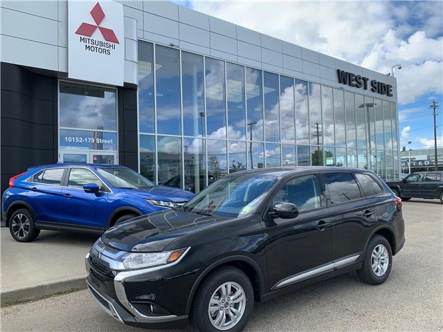2020 Mitsubishi Outlander ES (Stk: T20135) in Edmonton - Image 1 of 25