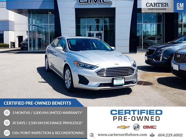 2019 Ford Fusion Hybrid SEL (Stk: 974130) in North Vancouver - Image 1 of 28