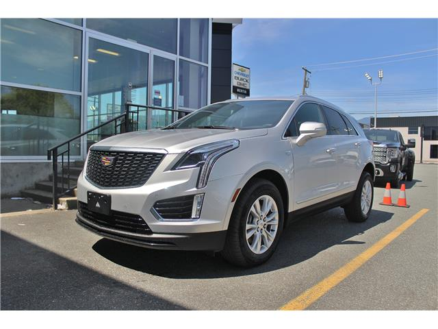 2020 Cadillac XT5 Luxury (Stk: 206-6385) in Chilliwack - Image 1 of 16