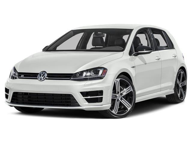2016 Volkswagen Golf R 2.0 TSI (Stk: A0242) in Ottawa - Image 1 of 10