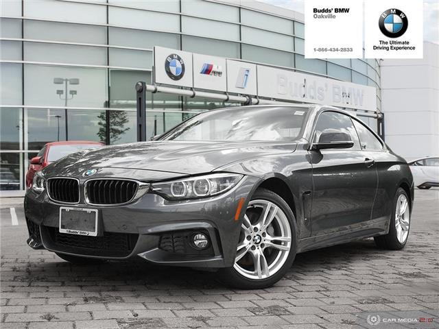 2019 BMW 430i xDrive (Stk: B019968P) in Oakville - Image 1 of 28