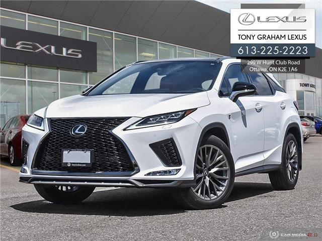 2020 Lexus RX 350 Base (Stk: P8602) in Ottawa - Image 1 of 30