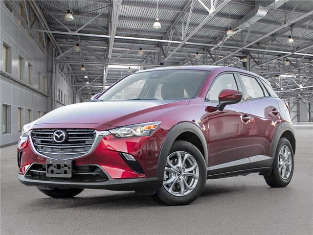 2020 Mazda CX-3 GS (Stk: 20377) in Toronto - Image 1 of 23
