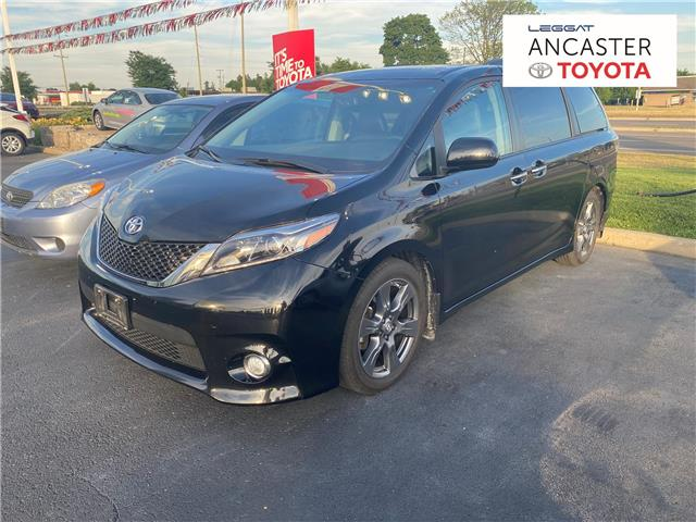 2017 Toyota Sienna  (Stk: 4020) in Ancaster - Image 1 of 1