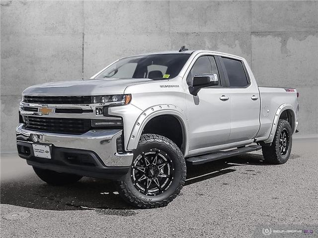 2020 Chevrolet Silverado 1500 LT (Stk: 8720) in Quesnel - Image 1 of 23