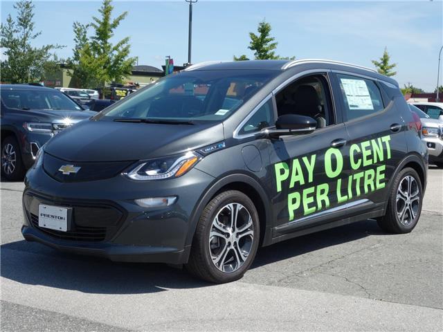 2019 Chevrolet Bolt EV Premier (Stk: 9007110) in Langley City - Image 1 of 6