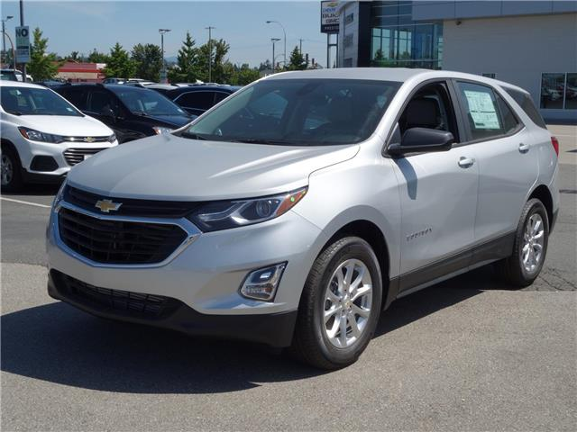 2020 Chevrolet Equinox LS (Stk: 0209100) in Langley City - Image 1 of 6