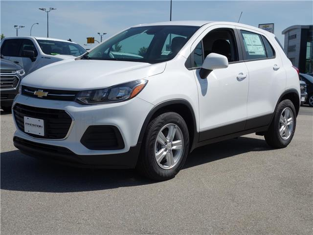 2020 Chevrolet Trax LS (Stk: 0210060) in Langley City - Image 1 of 6