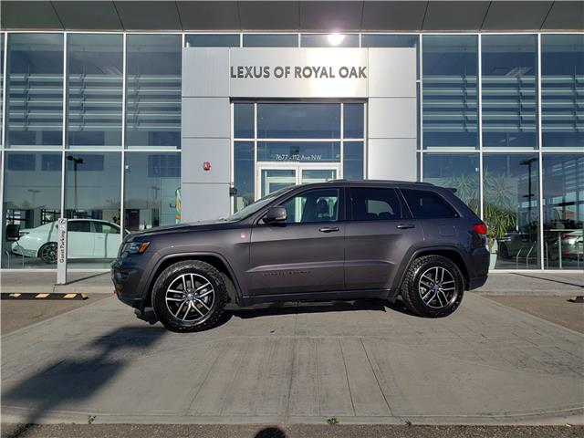 2017 Jeep Grand Cherokee Trailhawk (Stk: L20419A) in Calgary - Image 1 of 25