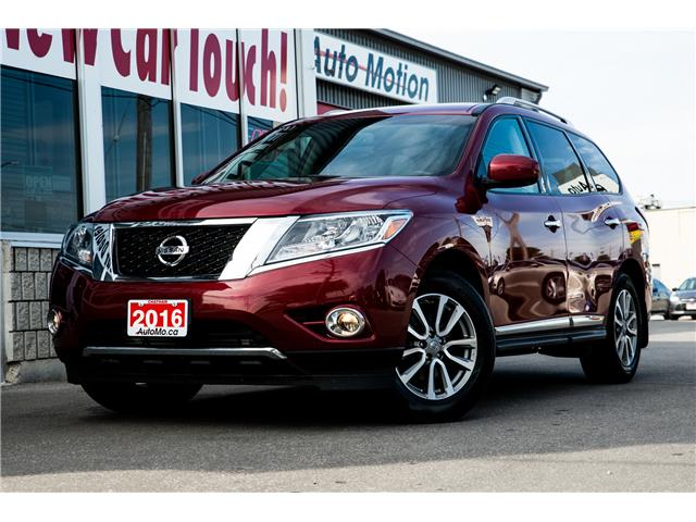 2016 Nissan Pathfinder  (Stk: 20465) in Chatham - Image 1 of 26