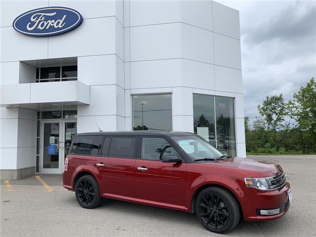 2016 Ford Flex SEL (Stk: W1118) in Smiths Falls - Image 1 of 1