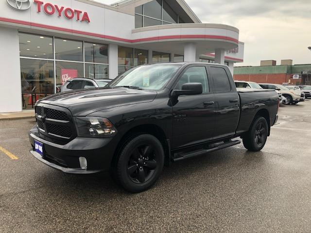 2018 RAM 1500 ST (Stk: ) in Chatham - Image 1 of 12