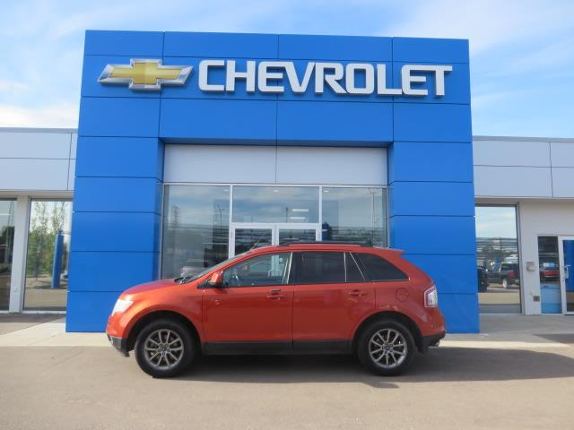 2008 Ford Edge SEL (Stk: 20137A) in STETTLER - Image 1 of 18