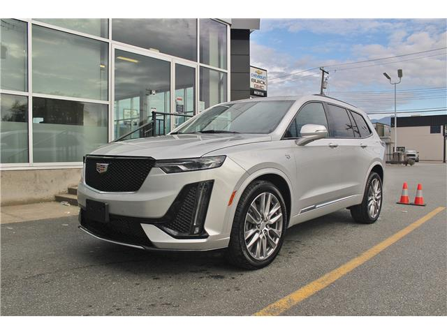 2020 Cadillac XT6 Sport (Stk: 206-2056) in Chilliwack - Image 1 of 16