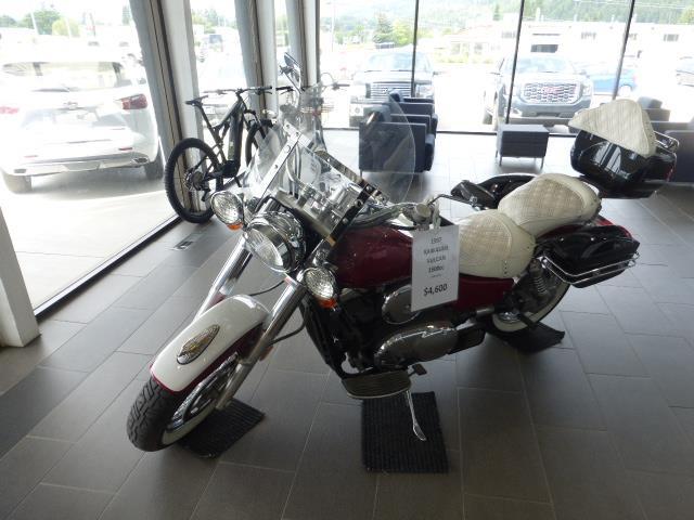 1997 Kawasaki VULCAN 1500 1500 (Stk: 68736L) in Creston - Image 1 of 3
