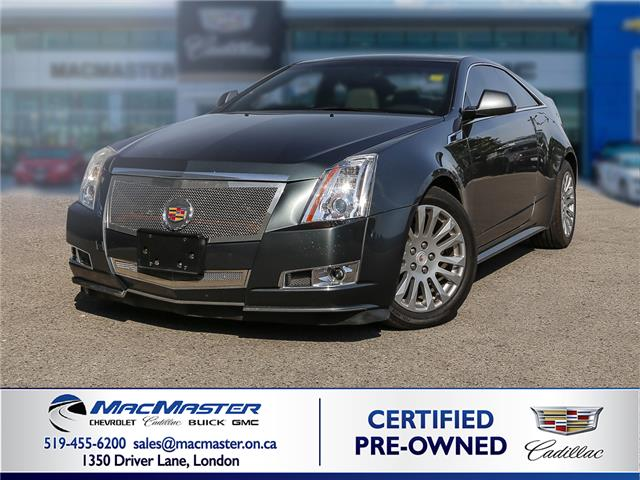 2011 Cadillac CTS Base (Stk: 200389AB) in London - Image 1 of 9
