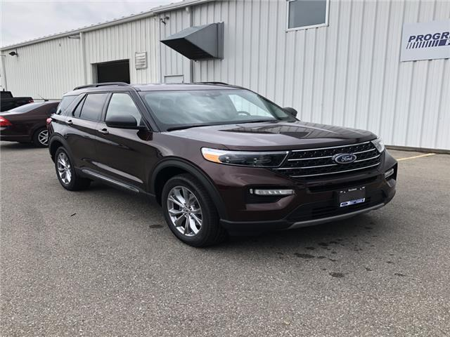 2020 Ford Explorer XLT (Stk: LGC11214) in Wallaceburg - Image 1 of 17