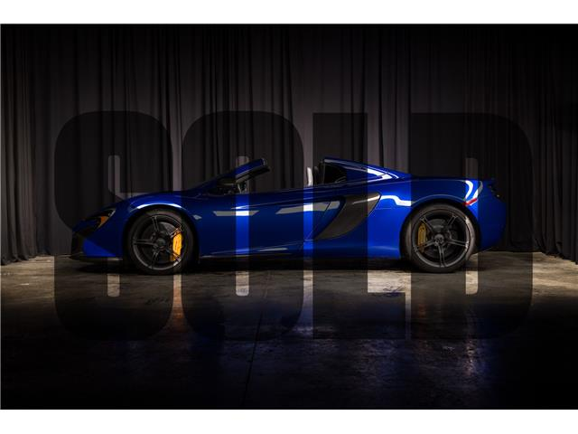 2015 McLaren 650S Spider  (Stk: MV0147A) in Calgary - Image 1 of 23